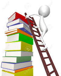 Stairs Book by Book Stack And Ladder Stock Photos Royalty Free Book Stack And