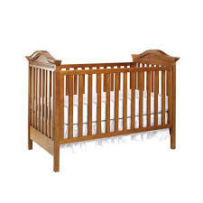Babi Italia Convertible Crib Bed Rails Babi Italia Pinehurst Fixed Side Crib Tea Stain Walmart