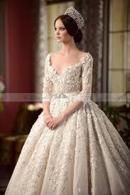 luxury wedding dresses 2017 luxury vintage lace wedding dresses with sleeves 3d