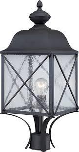 nuvo lighting 60 5626 wingate flush 2 light 60 watt a19 outdoor