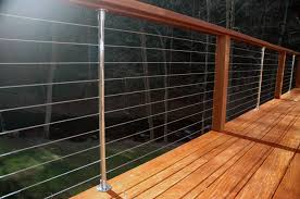 Banister Fittings Spreader Cable Railing Diy Projects Pinterest Cable