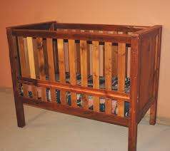 barn wood convertible baby crib u2014 barn wood furniture rustic