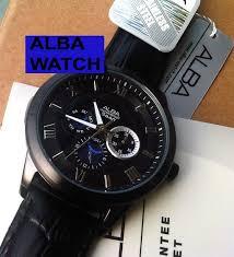Jual Jam Tangan Alba jam tangan alba aspe21x1 original