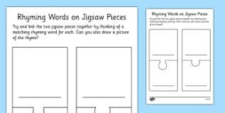 puzzle jigsaw area early years eyfs signs page 1