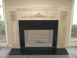custom fireplace mantel shelf best custom fireplace mantels