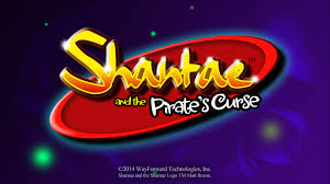 captainsparklez logo shantae and the pirate u0026 x27 s curse on ps4 official playstation