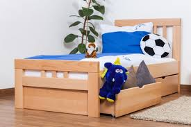 jugend bett kinderbett 90x200 buche architektur einzelbett jugendbett