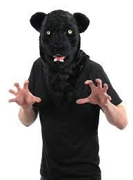 amazon com elope mouth mover black panther mask toys u0026 games