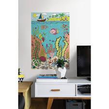 Wallpops 24 In X 36 In Monthly Calendar Memo Board Wpe0447