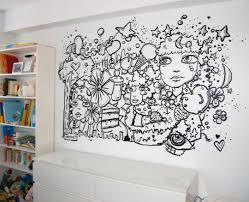 mural beautiful kitchen wall mural beautiful large windy tree