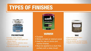 what type of paint finish to use on kitchen cabinets types of wood finishes the home depot