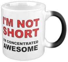 i m not i m concentrated awesome im not im concentrated awesome magic mug kitchen ware