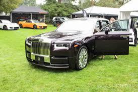 rolls royce supercar luxury and supercar weekend 2017 recap gastrofork vancouver