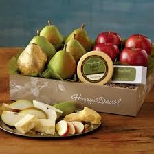 Cheese Gift Baskets Buy Pears Apples And Cheese Gift Gift Baskets U0026amp Fruit