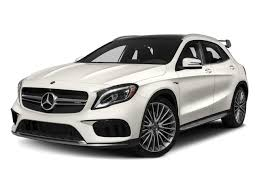 mercedes amg suv price 2018 mercedes gla amg gla 45 4matic suv msrp prices