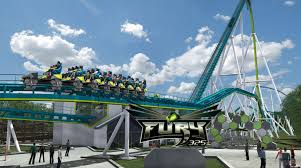 Six Flags Highest Ride Roller Coaster At Carowinds Makes List Of U002710 Fastest Coasters In