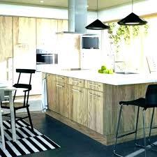 cuisine bois acier photo cuisine en bois stunning cuisine bois noir inox ideas design