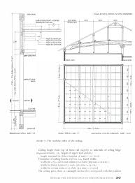 Standard Measurement Of House Plan by Measure And Construction Of The Japanese House Contains 250 Floor