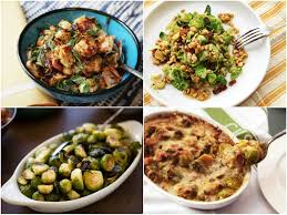 vegetable dishes for thanksgiving 11 recipes for better thanksgiving brussels sprouts serious eats