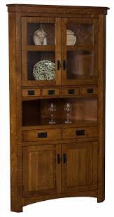 dining room hutch ideas dining room corner hutch built in china cabinet for the home