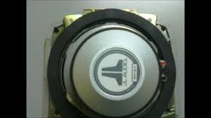 lexus ls430 speaker size jl audio 8w1v2 4 lexus sub youtube
