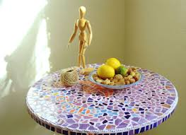 how to make a mosaic table top diy mosaic table my search for a mosaic high top cafe table no