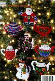 bucilla seasonal felt ornament kits engelbreit