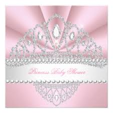 diamonds and pearls baby shower diamonds and pearl baby shower invitations announcements