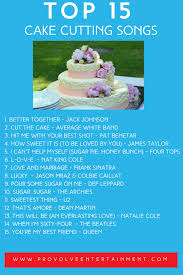 wedding cake cutting songs the cake cutting is a special part of the wedding reception learn
