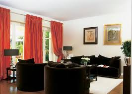 Orange Panel Curtains Dark Orange Curtains For Living Room Orange Curtains And Drapes
