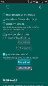 android sleep mode up less cranky with an alarm clock for android that simulates