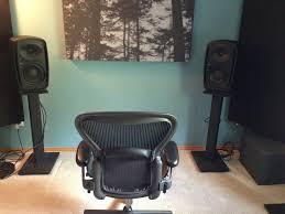 Ikea Recording Studio Desk by The New Studio Desk