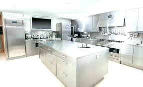 wall hung kitchen cabinets stainless steel wall cabinets kitchen ed s ed stainless steel wall