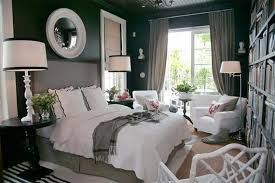 fashionable gray bedroom ideas lovely square gray linen bed frame
