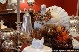 thanksgiving turkey centerpiece thanksgiving tablescape table setting with pottery barn rustic
