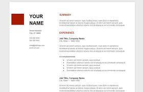 curriculum vitae formato pdf da compilare curriculum vitae resume template in inglese per gli stati uniti