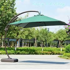 Portable Patio Umbrella by Leisure Ways Rotating Beach Umbrella Portable Bali Big Patio