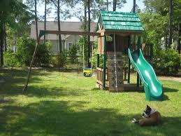Backyard Play Structure by 9 Best Backyard Images On Pinterest Play Structures Backyard