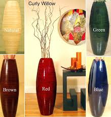 Decorative Branches For Vases Uk Large Decorative Floor Vases Look Lovely In A Corner Or Foyer