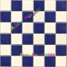 pool tile for bathrooms blue white mosaic tiles bathroom wall