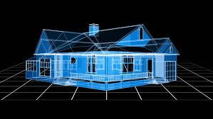 3d house animation stock footage video 489877 shutterstock