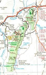 Porcupine Mountains State Park Map by Hiking The Ruby Mountains