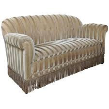 Brancusi Armchair 1930s Mohair Sofa 1930s Grey Couches And Art Deco Furniture