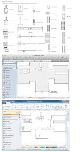 building drawing tools design element u2014 site plan professional