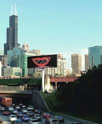 city of chicago red light settlement city of chicago override a billboard project