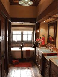 rustic bathroom ideas for small bathrooms rustic bathroom decor ideas pictures tips from hgtv hgtv