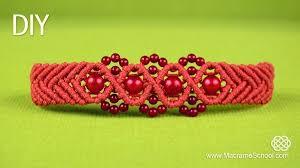 bracelet bead tutorials images Wavy chevron bracelet with beads tutorial jewelry wonderhowto jpg
