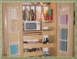 simple pantry shelving ideas