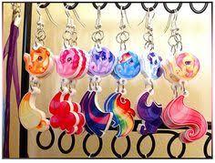 my pony earrings my pony earrings mlp jewelry my pony kawaii