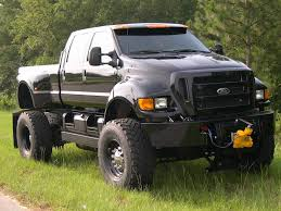 ford diesel truck forum picture of lifted truck that is 13 f650 anyone